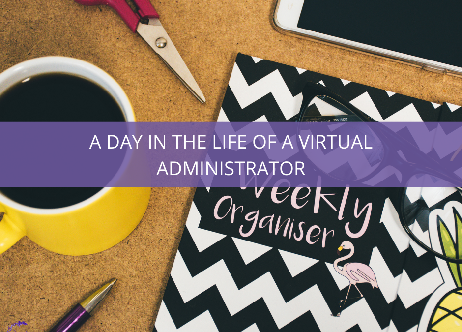 A Day in the life of a Virtual Administrator